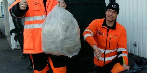 Lørdagsåpent på gjenvinningsstasjonen i Trysil og Åmot