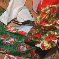 Slik sorterer du juleavfallet