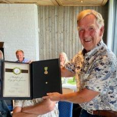 Tore fikk Norges Vels  Medalje for lang og tro tjeneste!
